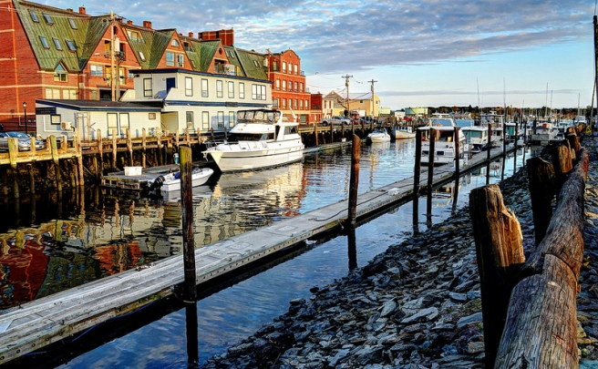 Lovely Portland Maine by flickr user ...-wink-...